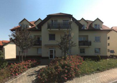 Bytové domy vKlenčí pod Čerchovem