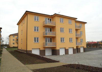 Bytový dům L Praha – Chrášťany